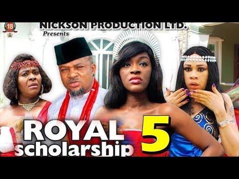 ROYAL SCHOLARSHIP SEASON 5 - Chacha Eke 2019 Latest Nigerian Nigerian Nollywood Movie