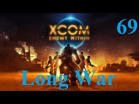 69. Let's Play XCOM: Long War - The Swarm