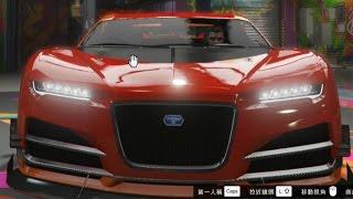 『A.NO』GTA|俠盜獵車手5:大改 超級跑車 特盧菲-尼羅★????
