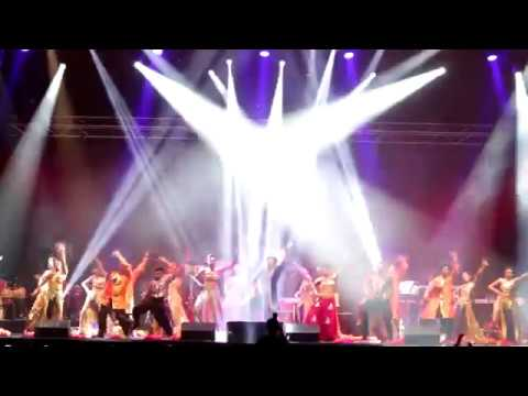 Opening Act by SHIAMAK Dance Team at Sonu Nigam Live Concert in Sydney