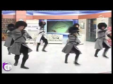 Dikiy Kavkaz Lezginka Dance Ensemble▐►Gundelik-10.04.2015◄▌ATV-2015