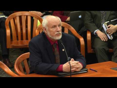 Representative Gary Howell Merit Curriculum testimony in House Committee