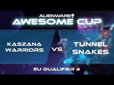 Kaszana Warriors vs Tunnel Snakes - AAC2: EU Qualifier 4