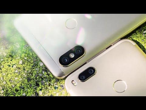 Redmi Note 5 Pro vs Mi A1 Camera Comparison - Return of the King?