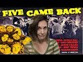 Five Came Back (starring Lucille Ball)- Dumpster Dive Film Reviews