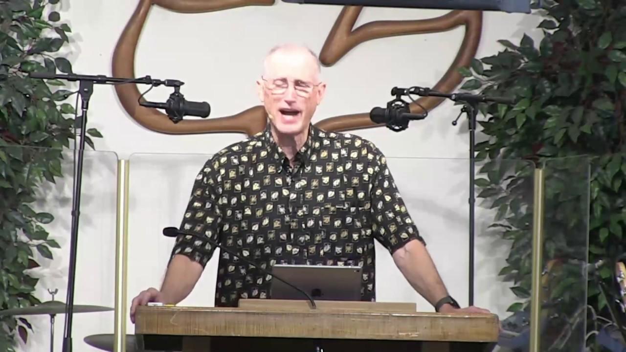 2 December 2018 | CCWO Sunday Service 'The Gospel Matters' 2 Tim. 2:8-13 | Pastor Pat Kenney