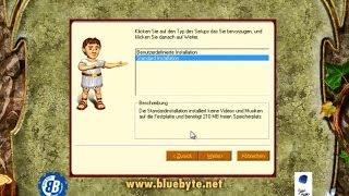 GDPC: Die Siedler IV 4 auf Windows XP + Vista + 7 + 8 spielen 32-Bit 64-Bit Gold