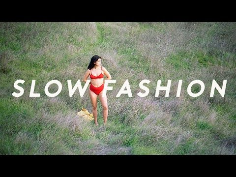Shopping Slow Fashion / Fashion Revolution Week