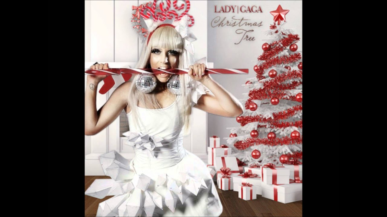 Lady Gaga Christmas Tree