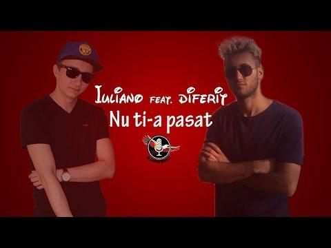 Iuliano feat. Diferit - Nu ti-a pasat (Lyrics Video)