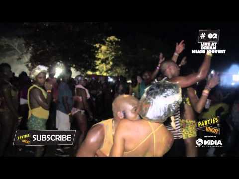 Parties Uncut #02 - SDW Miami Jouvert - Negril Jamaica // 08/04/14