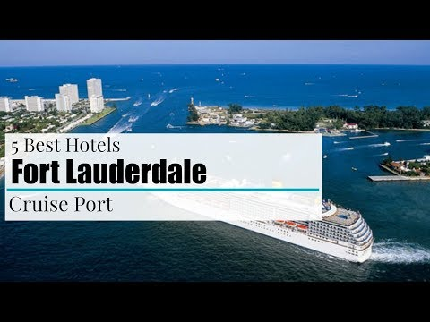 Pre Cruise Hotels Fort Lauderdale | Port Everglades | Near Cruise Port