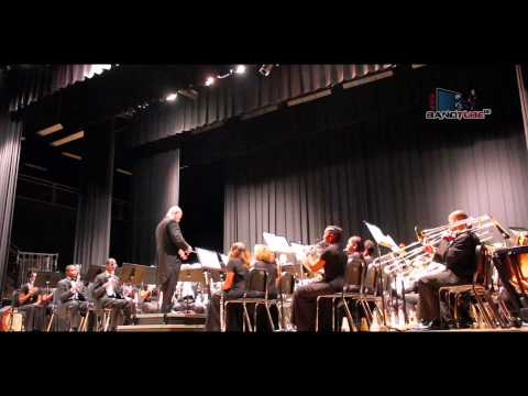 Bethune-Cookman University Symphonic Band - The Genius of Ray Charles (2014)