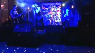 Fabulous Disaster at Road Rangers 6182016 Taylor MI Sex Pistols Tribute Anarchy in The UK