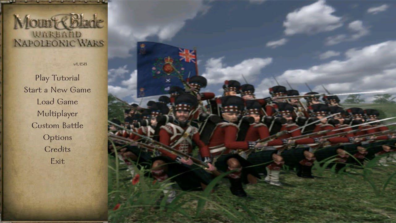 Mount And Blade Warband Napoleonic Wars Single Player