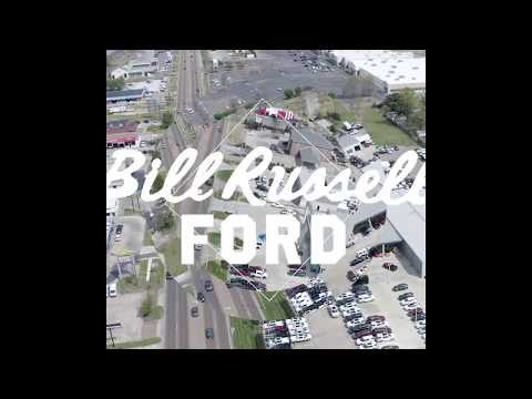 New Ford & Used Car Dealer in Columbus, MS - Bill Russell