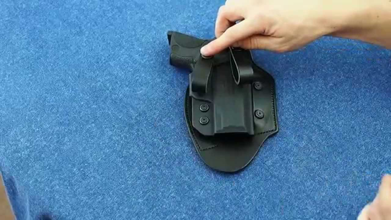 Comp Tac Infidel Ultra Iwb Hybrid Holster Review Youtube
