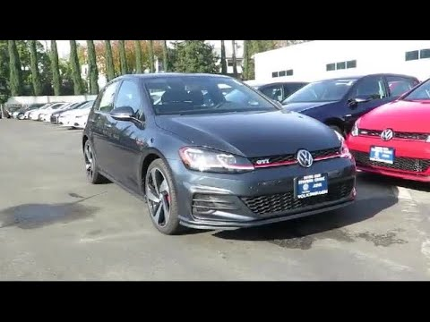 2018 Volkswagen Golf Gti SE San Jose  Sunnyvale  Hayward  Redwood City  Cupertino