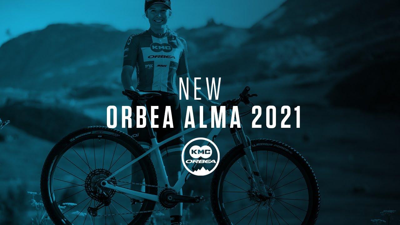 New Orbea Alma 2021