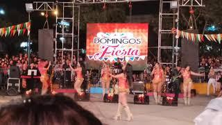 Agua Bella el reencuentro 2019  en Domingo de Fiestas..Fiesta mix...