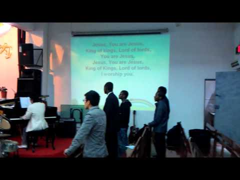 China Governement Church English Service Worship by Hatikva Holidays Limited