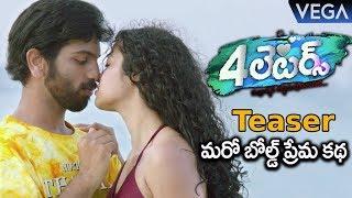 4 Letters Telugu Movie Teaser | Latest Telugu Trailers 2019 | Tuya Chakraborthy | Anketa Maharana