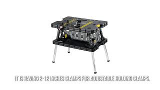 Keter Folding Workbench Review