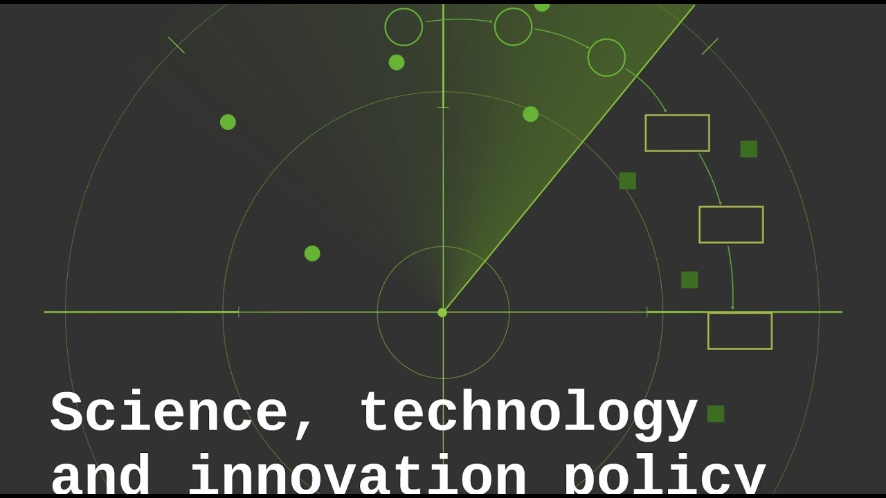 Technology Management Image: Science, Technology And Innovation Policy