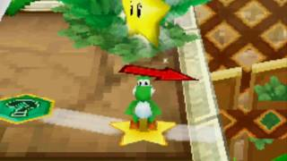 Mario Party DS - Adventure - Wiggler