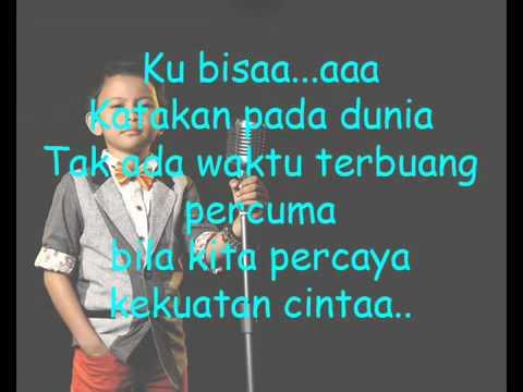 JOJO Indonesian Idol Junior   Kekuatan Cinta