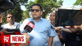Umno's Lokman ordered to present himself before court