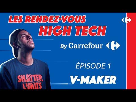 Les rendez-vous High-Tech 📱 by CARREFOUR 🛒 - Episode 1