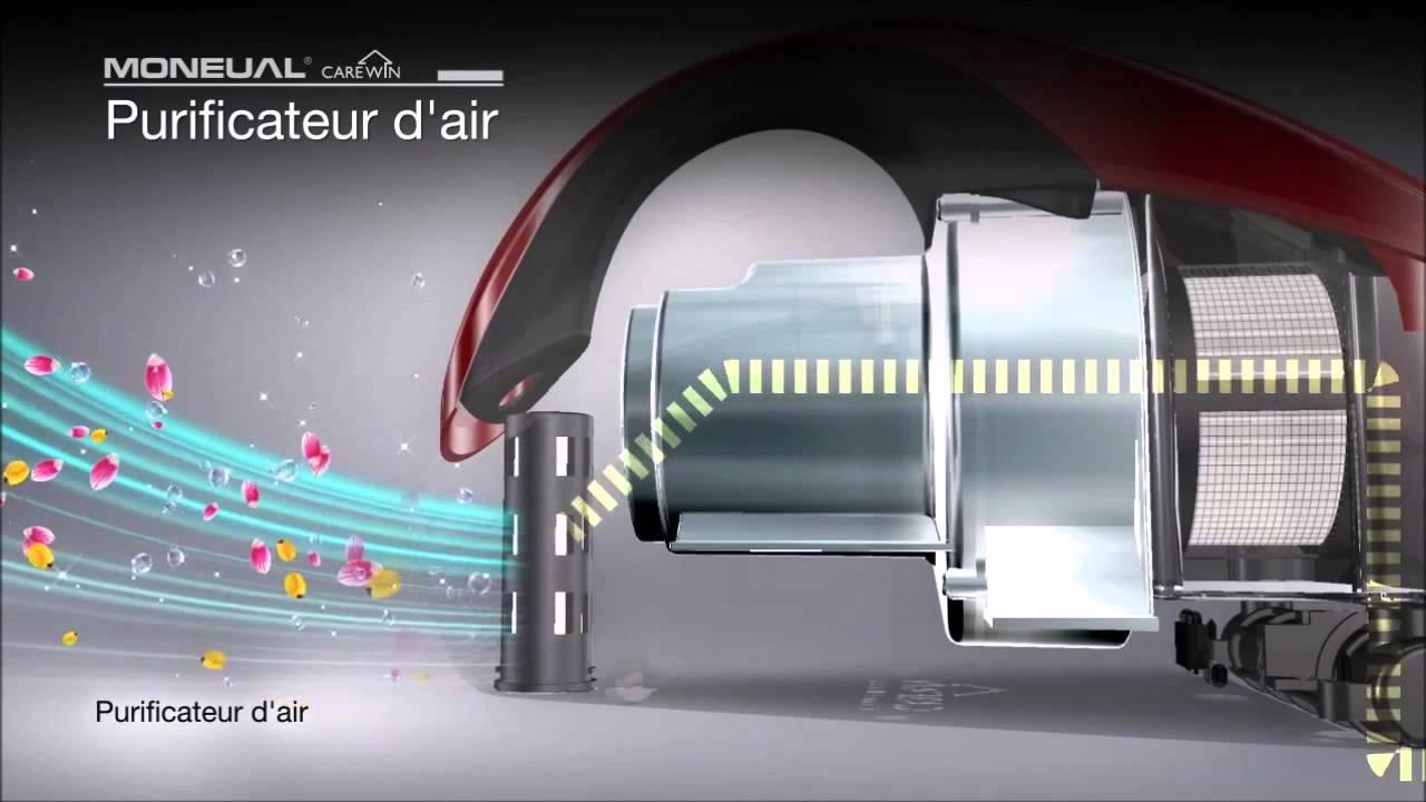 aspirateur anti acariens moneual carewin hc 600 chez digitprice youtube. Black Bedroom Furniture Sets. Home Design Ideas