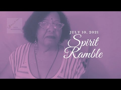 ? SPIRIT RAMBLE ?: Hold Fast - You're Being Tested