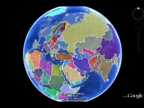 ALL COUNTRIES THEIR CAPITALS YouTube - World map with country names in hindi
