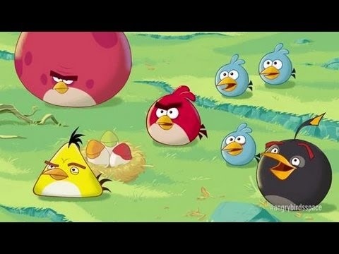 Angry birds space story trailer youtube - Angry birds space gratuit ...