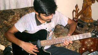 Aankhon ke saagar(Fuzon) Cover By Frets The Band