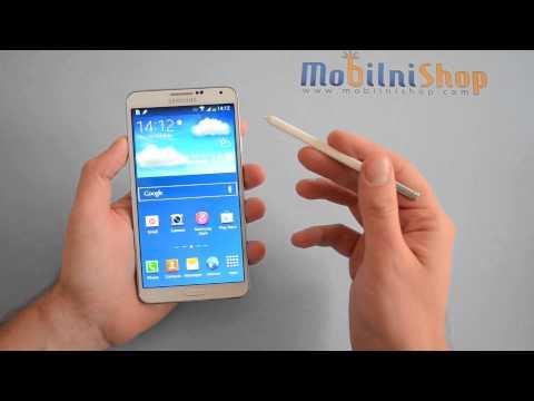 Samsung Galaxy Note 3 N9005 cena i video pregled
