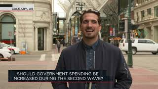 Should government spending be increased during the second wave? | Outburst