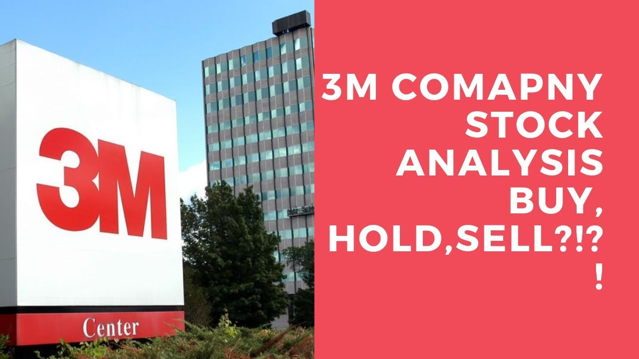 3M Company MMM Stock Analysis (May 2019)