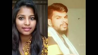 Kirathaka crazy Dubsmash with Gaayu