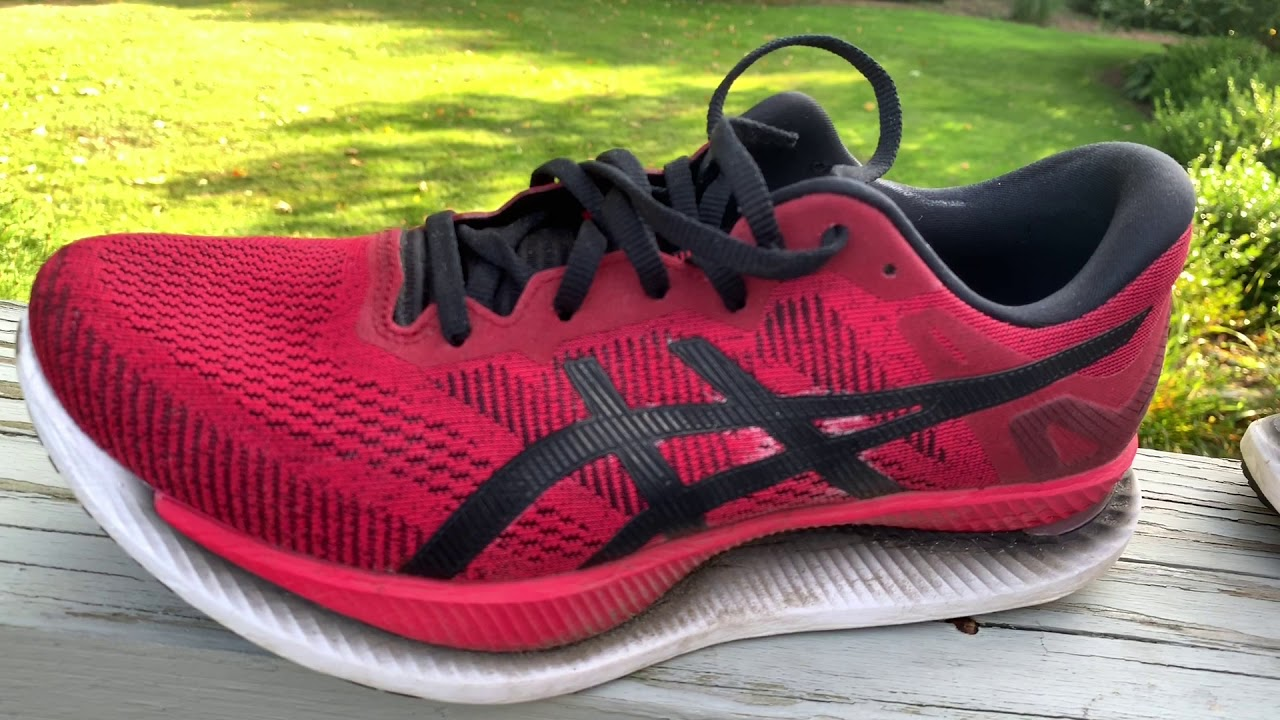ASICS GLIDERIDE Video Review