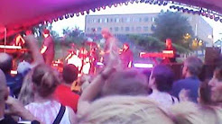 AKRON OHIO RED WHITE AND BLUE RIB FEST 2013 DAY 1 HIGHLIGHTS