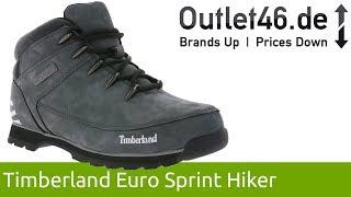 Timberland Euro Sprint Hiker Winterstiefel l Der perfekte Winterbegleiter l 360° Video l Outlet46.de