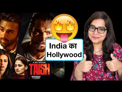 Taish ZEE5 Movie Web Series REVIEW   Deeksha Sharma