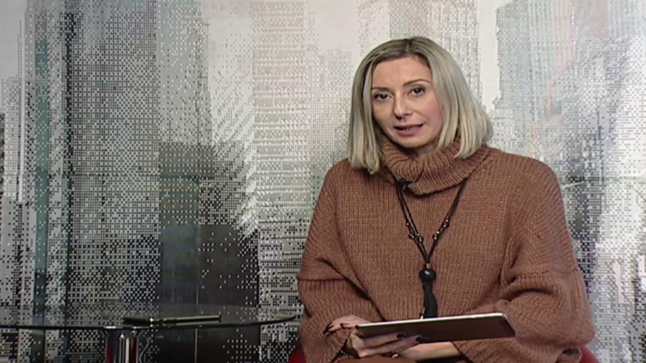 Συνέντευξη στη δημοσιογράφο Εύη Μιχωλού (Dion TV, 11-12-2019)