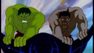 mind over anti matter the hulks dr strange vs dark hulk alien 2