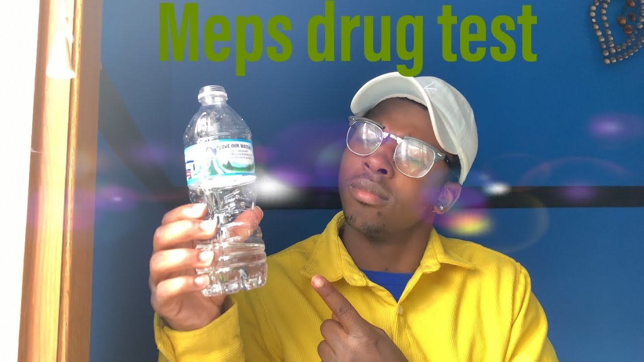 How to pass Meps drug test 2019!! My experience