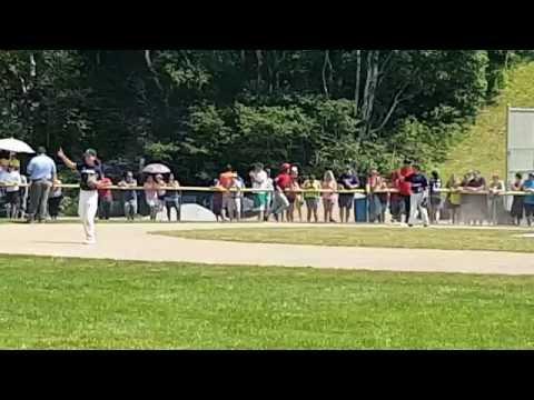 Glace Bay McDonald's Colonels vs Sydney Sooners Cape Breton Little League Baseball