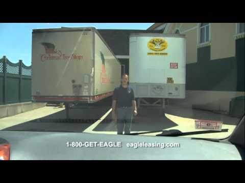 Storage Trailers, Office Trailers, Road Trailers, Flatbed Rental | Eagle Leasing